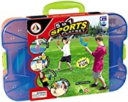 AOJIE 5 in 1 Sport Play Set, Multi-Colour, AJ541CS