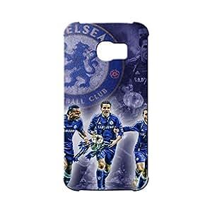 BLUEDIO Designer Printed Back case cover for Samsung Galaxy S6 Edge - G3751