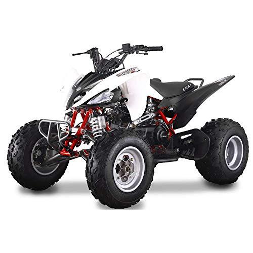 Quad atv motore 4 tempi 250cc lem motor kondor bianco