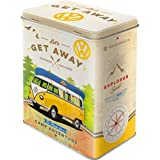 Nostalgic-Art 30136 Volkswagen - VW Bulli - Let's Get Away!
