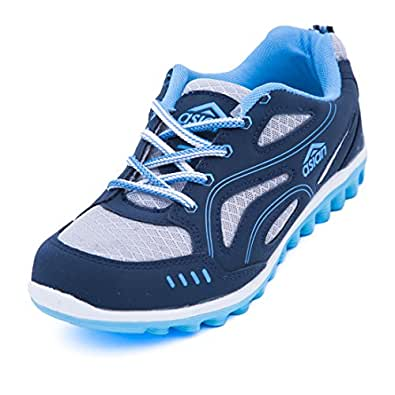 Asian Women's Navy Blue Sky Mesh Mango Range Running Shoes -4 UK