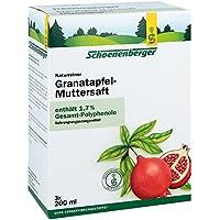 Granatapfel Muttersaft Schoenenberger Heilpfl.s. 3X200 ml preisvergleich bei billige-tabletten.eu