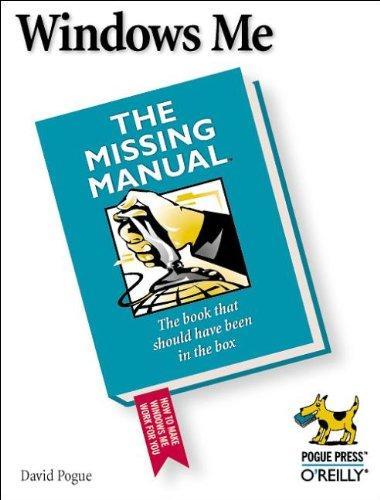 Windows Me: The Missing Manual  (en anglais) par Pogue