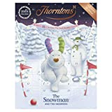 Thorntons Seasonal Snowman and Snow Dog Advent Calendar...