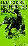 Der Herr der Ringe / (Hobbit Presse): Der Herr der Ringe, 3 Bde. Kt, Tl.2, Die zwei Türme