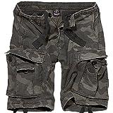 Brandit Vintage Classic Shorts XL Dunkles Camouflage