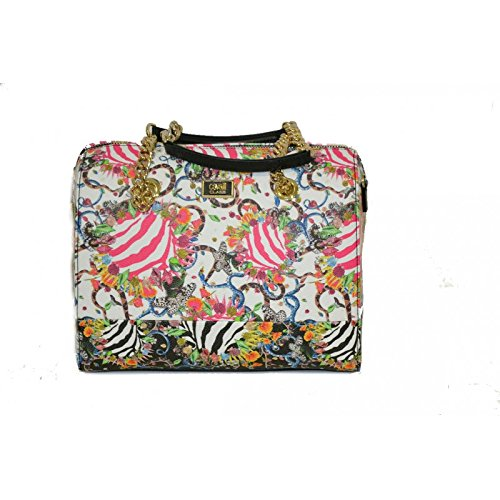 roberto-cavalli-bolso-de-asas-de-sinttico-para-mujer-multicolor-multicolor