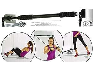 Crivit® Türreck - Chin - UP Bar- inkl. Trainingbänder