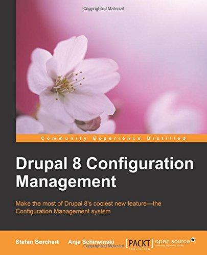 Drupal 8 Configuration Management