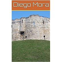 service de nuit (Spanish Edition)