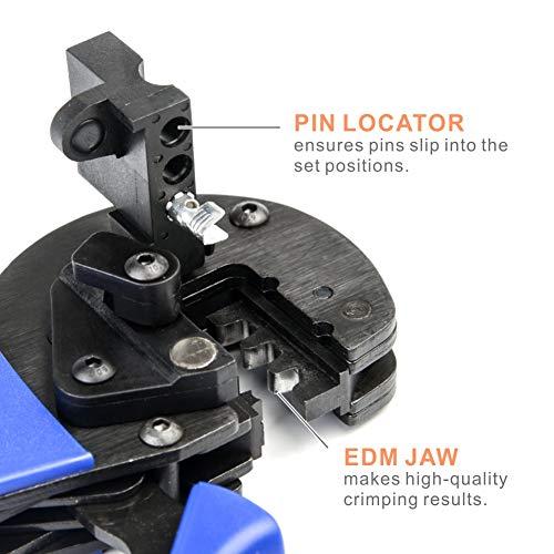 Zoom IMG-3 iwiss mc4 solar crimping tools