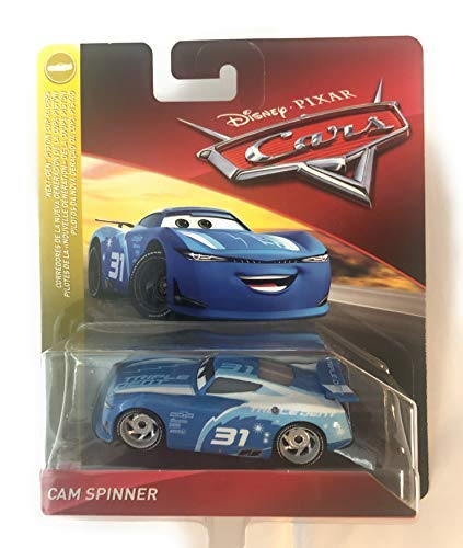 Disney Pixar Cars - Cam Spinner