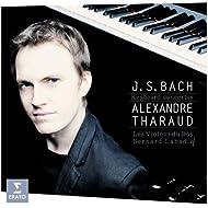 J.S. Bach Piano Concertos BWV1052, 1054, 1056, 1058, 1065