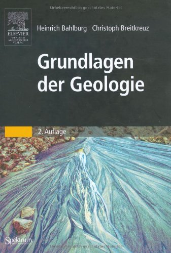 Grundlagen der Geologie (Sav Geowissenschaften)