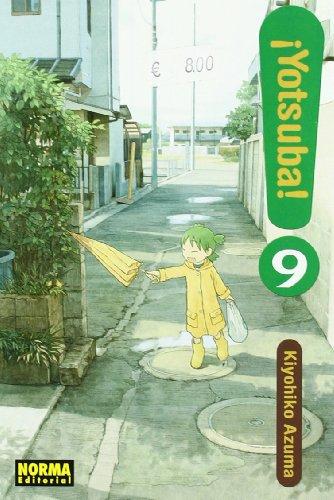 ¡YOTSUBA! 09 (CÓMIC MANGA)