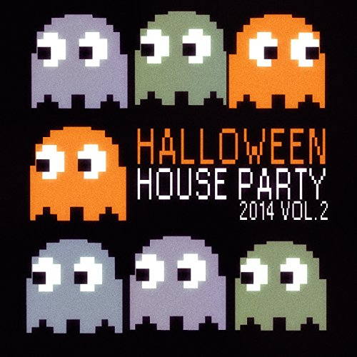 Halloween House Party 2014 Vol.2 (50 Best House Tracks)