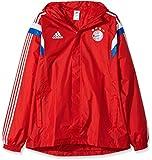 adidas Herren Regenjacke FC Bayern Rain Jacket