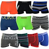 10er Pack Seamless Retroshorts UOMO LisaModa® Edition Mix