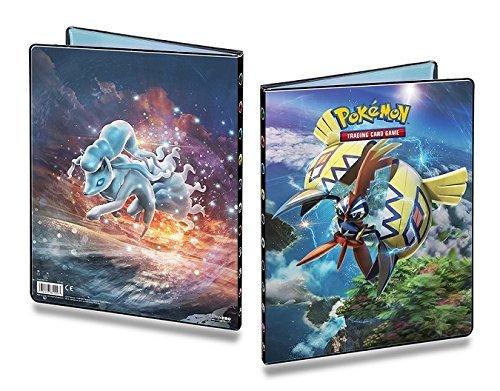 Ultra Pro Pokemon Card Album/Portfolio Sun & Moon 2 - A4-9 Pocket Pages - Holds 180 Cards