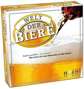 Huch Verlag - Juego de Tablero, 2 a 6 Jugadores (versión en alemán)