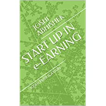 START UP IN e-EARNING: JOSHI PUBLICATION