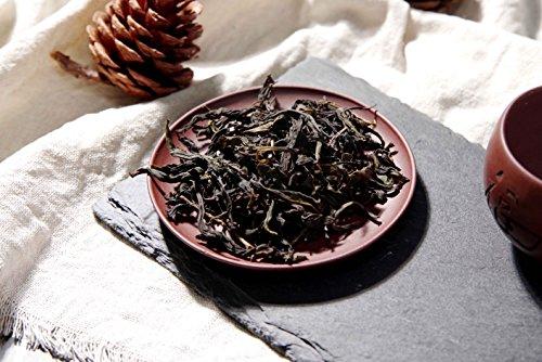 Kaiserliche Oolong Tee Lose Blatt von The Phoenix Mountain (33 Tassen) – Phoenix DanCong Oolong Tee für Gewicht Verlust – 100% Chinesisch Natürlicher Detox Oolong Tee Gesundheit Vorteile, 66g