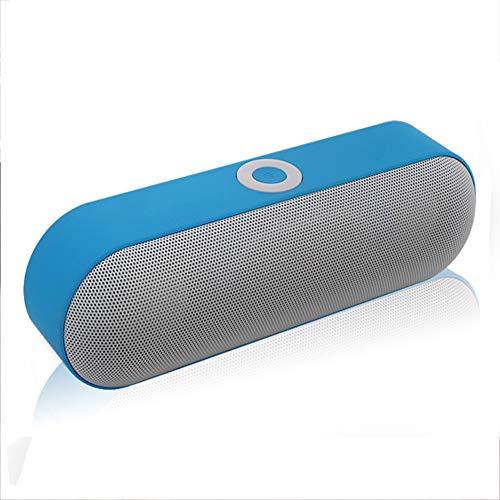 Xyxiaolun Bluetooth-Gerät, Tragbare Lautsprecher Drahtlose Bluetooth-Karte für den Außenbereich Multifunktionscomputer Handy-Subwoofer Mini-Drahtlos-Bluetooth-Audio (Akustische Auto-lautsprecher)
