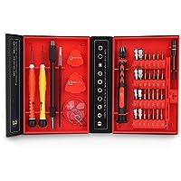 38 en 1 Premium tournevis kit de réparation d'outils 38 pièces pour iPad, iPhone, tablettes, ordinateurs portables, Macbook, Smartphones, Montre & autres périphériques