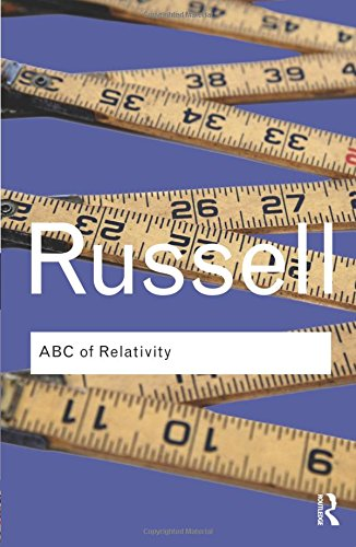 ABC of Relativity: Volume 1 (Routledge Classics)