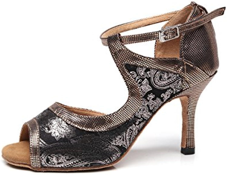 Chaussures Danse De Les Jchaussure Latine Salsa Tango w8OPnk0X