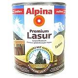 Alpina Premium Lasur nussbaum 4 Liter