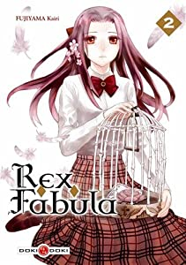 Rex Fabula Edition simple Tome 2