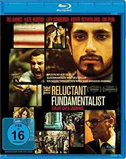 The Reluctant Fundamentalist - Tage des Zorns [Blu-ray]
