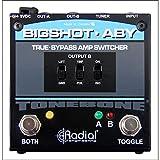 Radial Tonebone BigShot ABY Passive Switcher