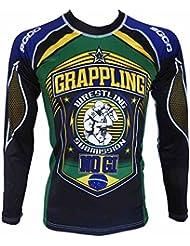 Rashguard Grappling No Gi Brazil (XS)