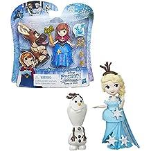 Frozen - Mini Con Amiguitos (Hasbro B5185EU4)