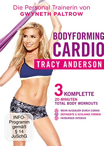 Tracy Anderson - Bodyforming Cardio [Limited Edition] (Anderson Tracy Methode Dvd)
