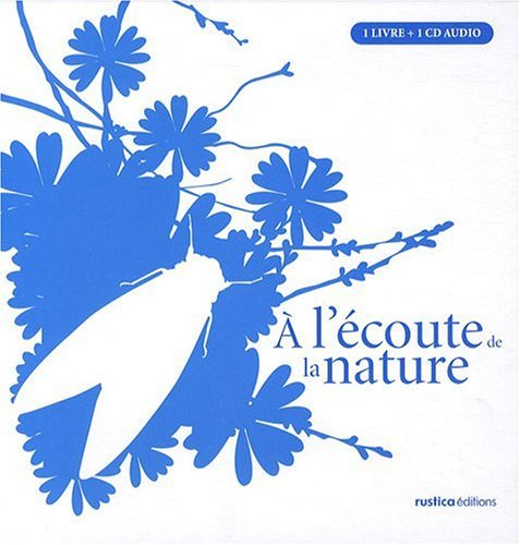 A l'écoute de la nature (1CD audio)