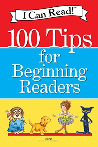 I Can Read!: 100 Tips for Beginning Readers English