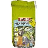Panto Wellensittichfutter mit Pluramin, 1er Pack (1 x 25 kg)
