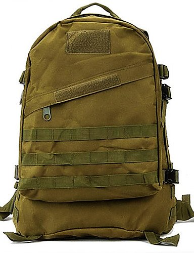 ZQ 10 L Rucksack Wasserdicht Armeegrün Oxford digital desert