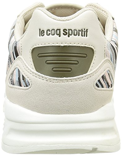 Le Coq Sportif Lcs R900 Dynamic, Baskets Basses Femme Gris (Gray Morn/Beech)
