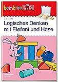 bambinoLÜK-System: bambinoLÜK: Logisches Denken mit Elefant und Hase