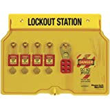 Master Lock Ml1482débordement station, 4-lock