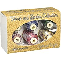 Thimbleberries Cotton Thread Collections 500 Yards 6/Pkg-Home & Garden Light & (Tulip Garden Light)