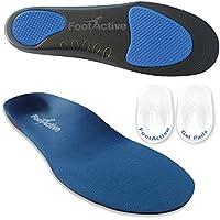 FootActive flcomm, FootActive COMFORT Insoles - MEDIUM (UK 7 - 8.5) (Shoes & Bags)