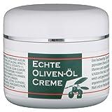 Alwag Echte Oliven-Öl Creme 100 ml - hochwertige Tagescreme