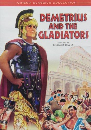 Demetrius & The Gladiators by Victor Mature -