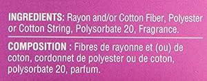 Playtex Playtex Gentle Glide Deodorant Multi-Pack Tampons, 18 each