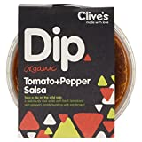 Clive's Pies Organic Tomato and Pepper Salsa, 200g